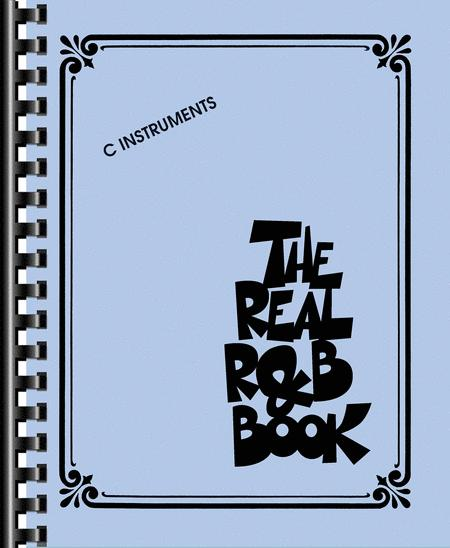 The Real R&B Book