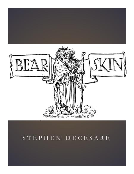 Bearskin: the musical (Piano/Vocal Score) - part 1