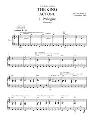 Prologue (instrumental) from