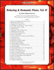 Relaxing & Romantic Piano, VOL. II