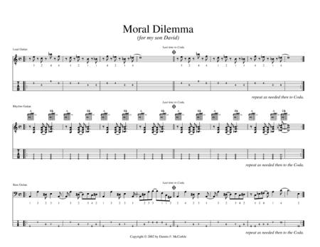 Moral Dilemma (Looping)