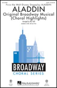 Aladdin - Original Broadway Musical - ShowTrax CD