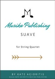 Suave - for String Quartet