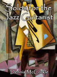 Solos for the Jazz Guitarist (Collection)