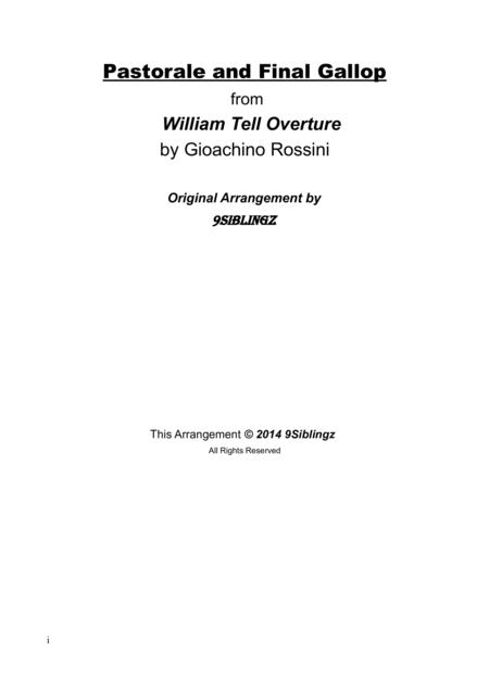 String Chamber Series: William Tell Overture