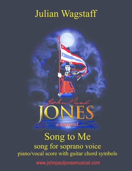 Song to Me - from the musical John Paul Jones
