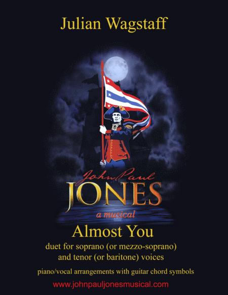Almost You - duet from the musical John Paul Jones