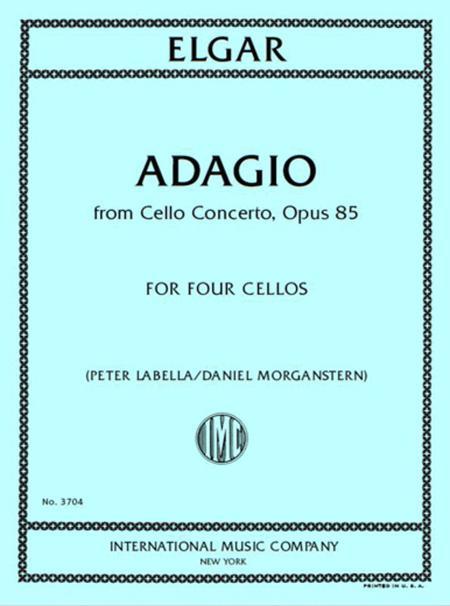 Adagio from Cello Concerto, Opus 85
