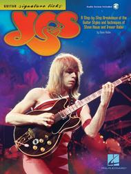 Yes - Guitar Signature Licks