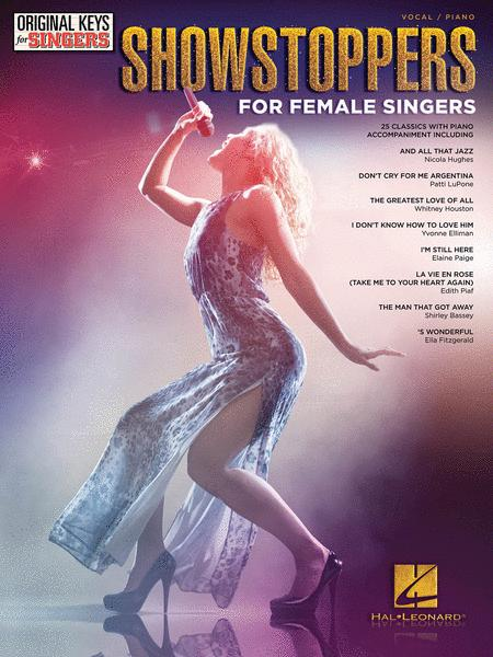 Showstoppers for Female Singers