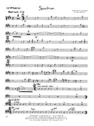 Spectrum - 1st Bb Tenor Saxophone