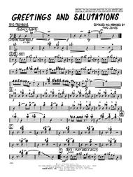 Download greetings and salutations 2nd trombone sheet music by by thad jones greetings and salutations 2nd trombone m4hsunfo