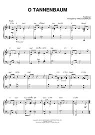 Oh Tannenbaum Noten Keyboard.Download O Tannenbaum Sheet Music By Vince Guaraldi Sheet Music Plus