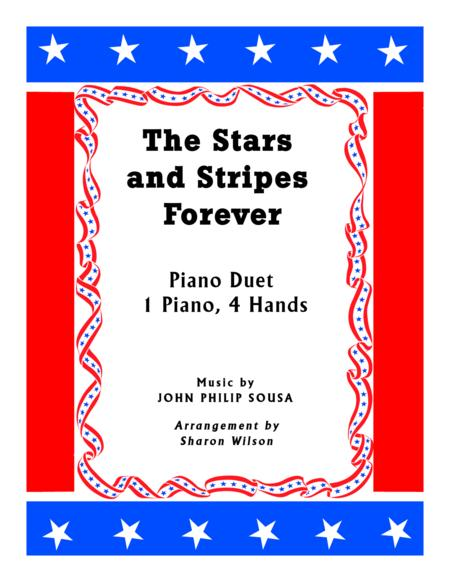 The Stars and Stripes Forever (1 Piano, 4 Hands)