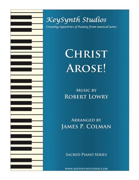 Christ Arose!