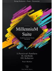 Millennium Suite (Full Orchestra Version) Conductor Score