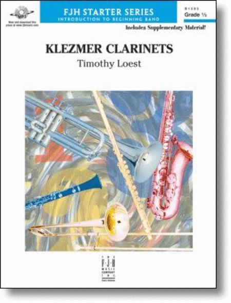 Klezmer Clarinets