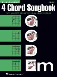 The Guitar Four-Chord Songbook G-C-D-Em
