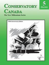 New Millennium Grade 5 Piano Conservatory Canada