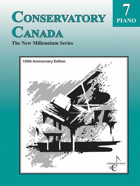 New Millennium Grade 7 Piano Conservatory Canada