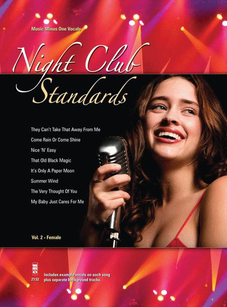 Night Club Standards for Females - Volume 2