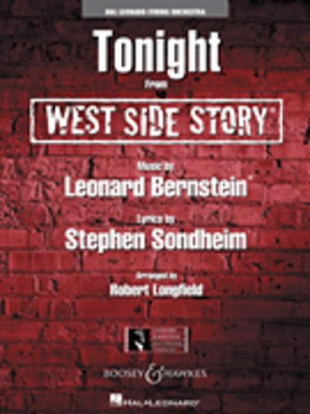 Tonight (from West Side Story) Full Score