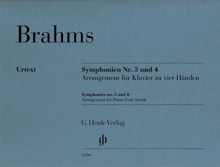 Symphonies No. 3 and 4