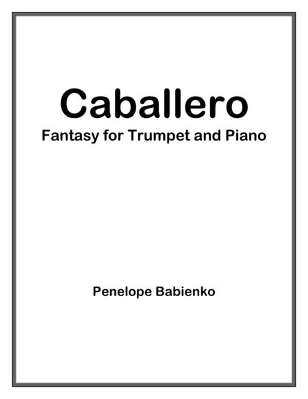 CABALLERO - Fantasy for Trumpet and Piano