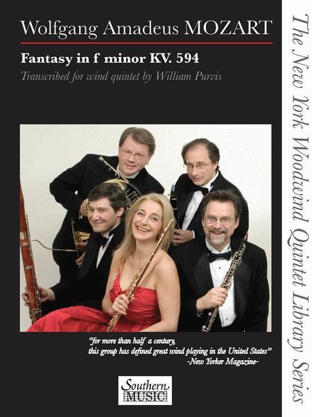 Fantasy in F Minor, K. 594