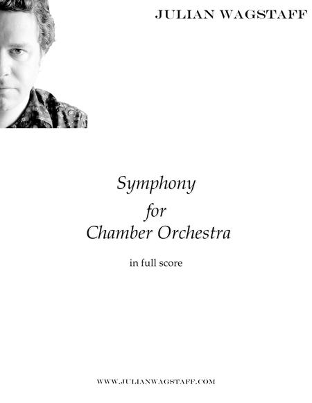 Symphony for Chamber Orchestra (full score)