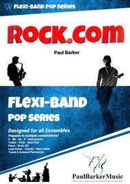 Rock.Com (Flexi-Band Score and Parts)