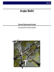 Jingle Bells for Clarinet Quartet
