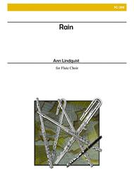 Rain for Flute Choir