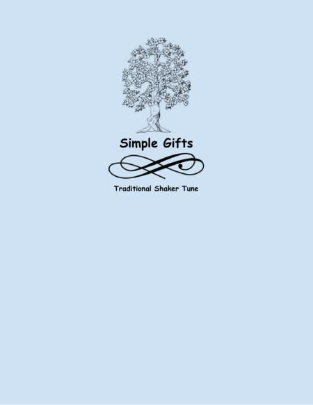 Simple Gifts (Trumpet and Piano)