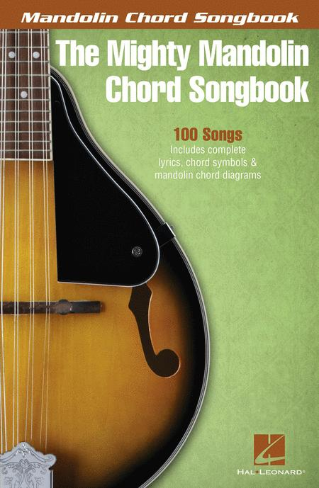 The Mighty Mandolin Chord Songbook Sheet Music By Various Sheet