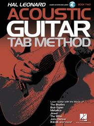 Hal Leonard Acoustic Guitar Tab Method - Book 2