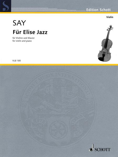 Fur Elise Jazz - Based on Musical Motifs by Ludwig van Beethoven