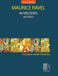 Ravel: 46 Melodies