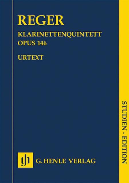 Clarinet Quintet in A Major Op. 146