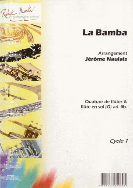 La Bamba 4 Flutes