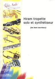 Hiram pour Trompette Solo et Synthetiseur