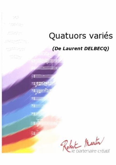 Quatuors Varies