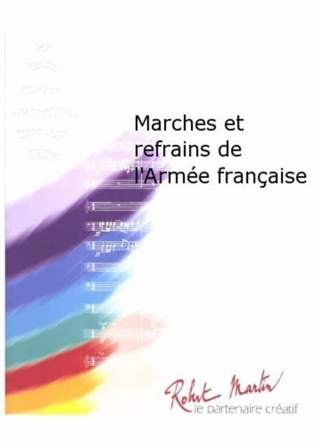 Marches et Refrains de l'Armee Francaise