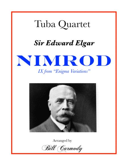 Nimrod from Enigma Variation plus a chorale excerpt from Beethoven piano concerto No 5