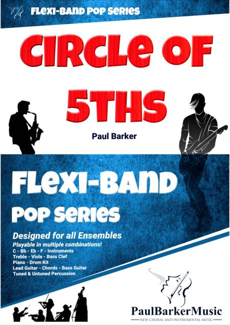 Circle of 5ths (Flexi-Band Score and Parts)