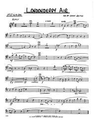 Londonderry Air - 1st Eb Alto Saxophone