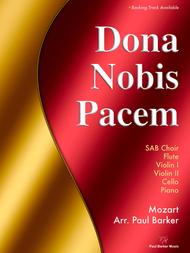Dona Nobis Pacem (Score and Parts)