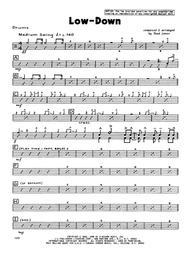 Low-Down - Drums