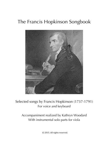 The Francis Hopkinson Songbook (viola solos)