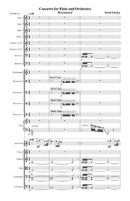 Concerto No.1 for Flute and Orchestra
